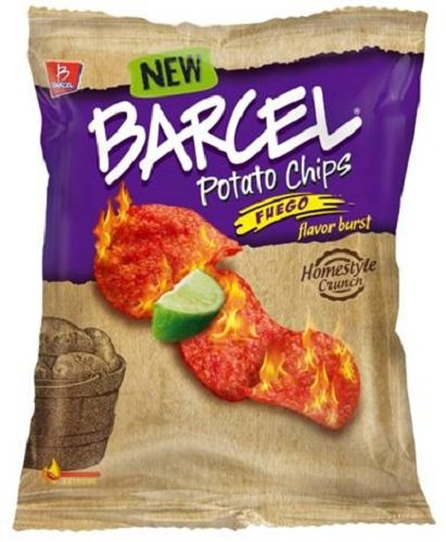 (Barcel USA Potato Chips, Fuego, 1.9 Ounce (Pack of)