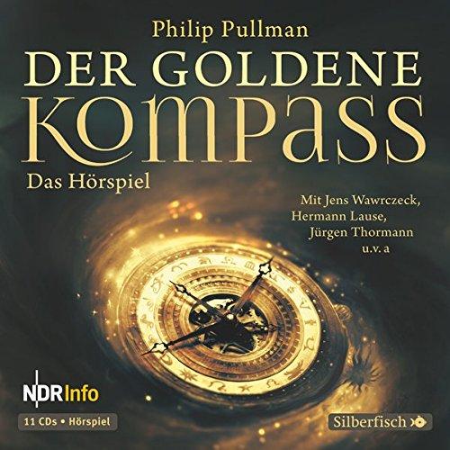 Der goldene Kompass - Das Hörspiel: 11 CDs