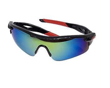 142 VISION Gafas de Sol Polarizadas Gafas Ciclismo, 400 UV TR90 para Todo Tipo de