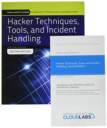 Hacker Techniques, Tools, & Incident Response Bundle