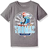 Thomas & Friends Toddler Boys T-Shirt-Blue Steel Heather