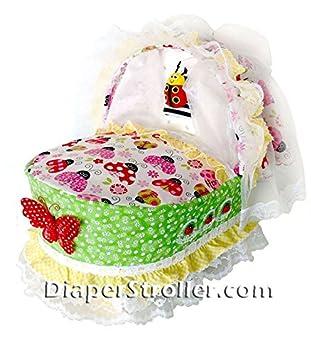Amazon.com: catarina carriola de bebé pañal pañales pastel ...