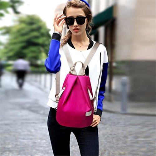 Shoulder Pink Casual Hot Backpack Bags Fashion Women Handbag HN 3 aP8zz