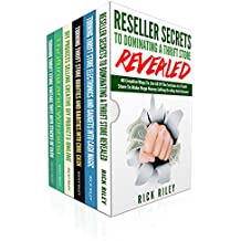 eBay Selling Made Easy Box Set (6 in 1): Learn The Tricks To Making Money Online Fast Buying At Thrift Stores (Make Money Online, Work From Home, eBay Mastery)