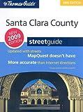 Santa Clara County Street Guide, Not Available (NA), 0528873822