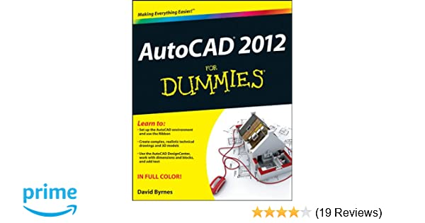 Full pdf book 2012 autocad