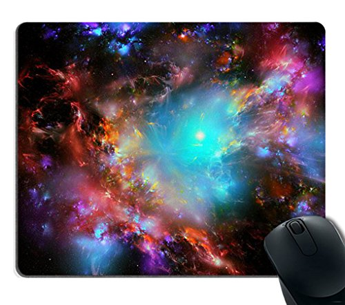Smooffly Mouse Pad pad-002 Galaxy Customized Rectangle Non-Slip Rubber Mousepad Gaming Mouse Pad