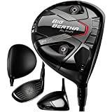 Callaway Men's Big Bertha 816 Double Black Diamond Driver (Right Hand, Graphite, Stiff Flex, Aldila Rogue I/O 60, 9-Degree)