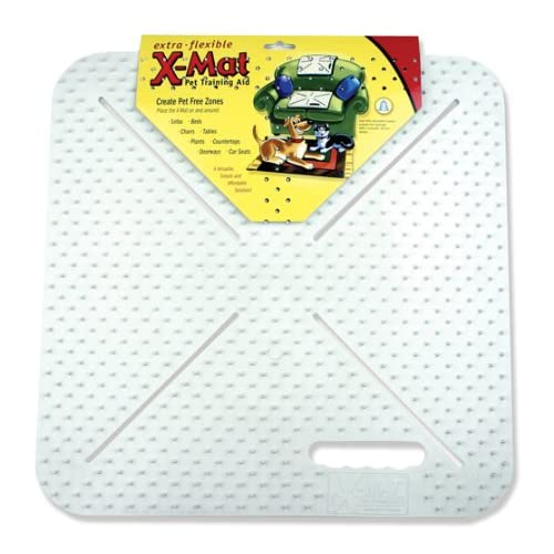 X-Mat Extra Pet Training Mat, Flexible, 18-Inch