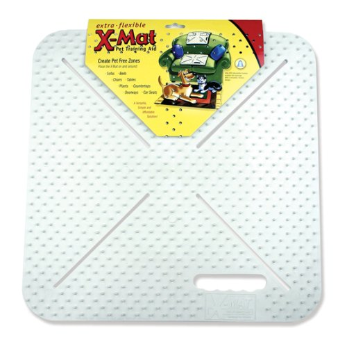 X-Mat Extra Pet Training Mat, Flexible, 18-Inch by Mammoth