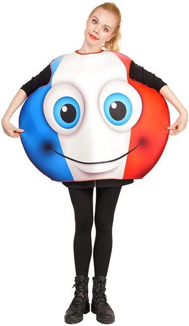 ZAOWEN Disfraz De Halloween Traje De Emoji De Cara Sonriente para ...