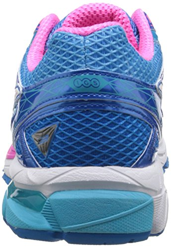 3 1000 Hot Turquoise Pink White Shoe Asics Running GT Women's xpwanRnS