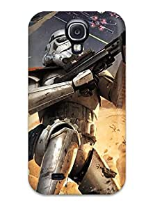 Hard Plastic Galaxy S4 Case Back Cover,hot Star Wars Battlefront Elite Squadron Case At Perfect Diy