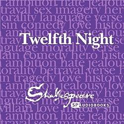 SPAudiobooks Twelfth Night (Unabridged, Dramatised)
