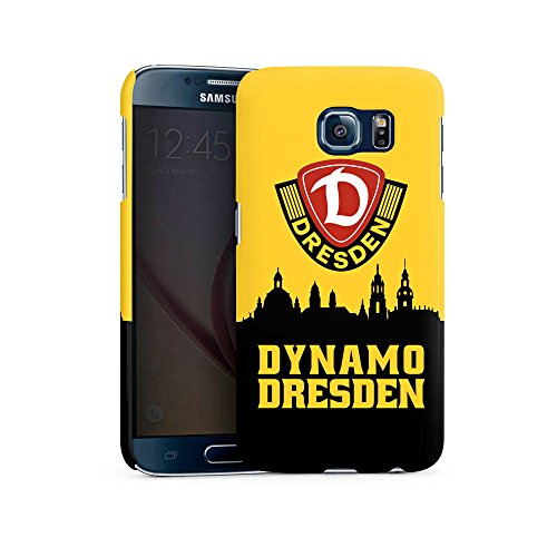 SG Dynamo Dresden Handycase Galaxy S6 Premium Case Skyline