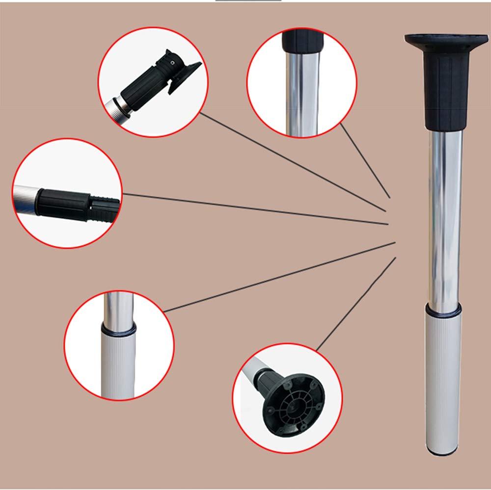 teleskopierbare M/öbelbeine klappbarer Tischfu/ß table leg WYZQQ Verstellbare Tischbeine
