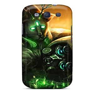 Tpu Fashionable Design Radioactive Rugged Cases Covers For Galaxy S3 New