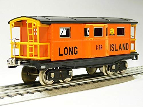MTH Tinplate Standard Gauge #217 Long Island - Standard Gauge Mth