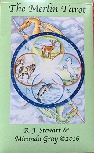 THE MERLIN TAROT: NEW 2016 EDITION