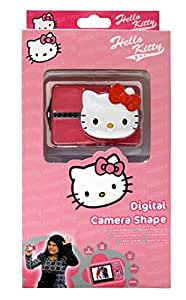 Hello Kitty - Cámara digital Shape (Ingo Devices HEC050N)