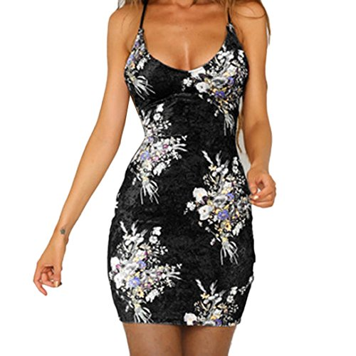 Buy belted feather print dress - 6