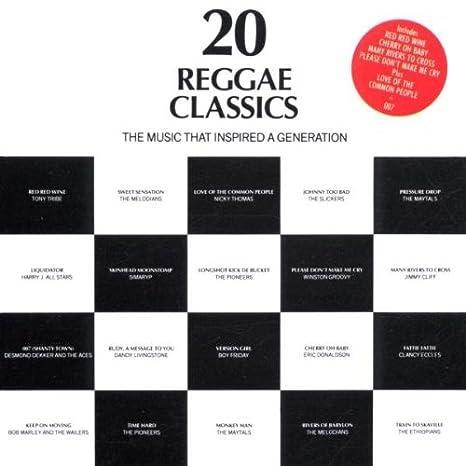 20 Reggae Classics 1