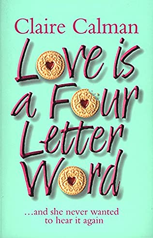 Book Cover Of Love Is A Four Letter Word