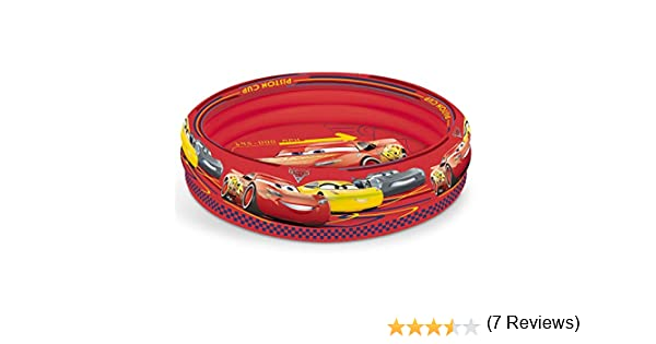 Cars Mondo 16/250 Disney Piscina Hinchable (100 x 36 cm): Amazon ...