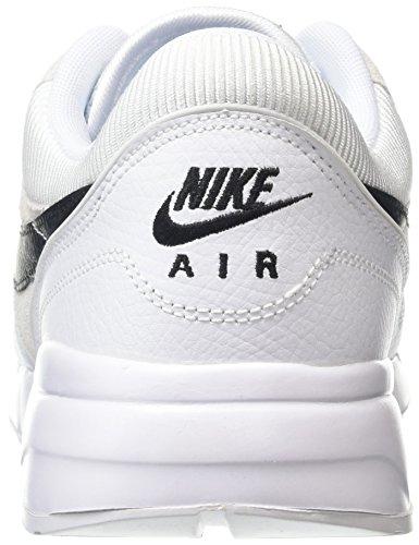 Nike Air Odyssey, Zapatillas de Deporte Para Hombre Blanco (Blanco (White/Black-Black))