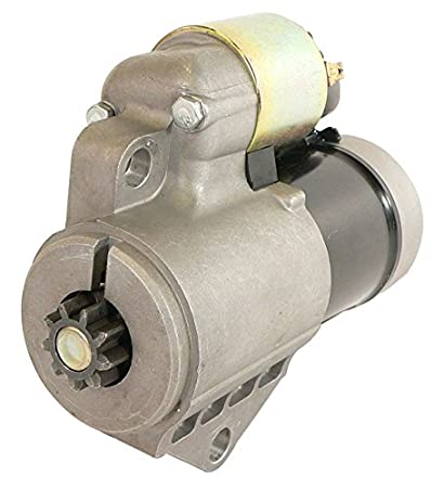 DB Electrical SHI0165 Starter Automotive Replacement Parts