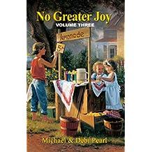 No Greater Joy (Volume 3)
