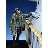 ザ・ボディ 1/35 第二次世界大戦 ドイツ軍 武装親衛隊 将校 レジンキット TBO35138