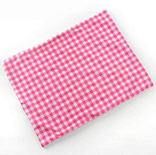 LLIND Pet Supplies Warm Pet Rest Blanket Pet Bed Blanket Cute Dog Cat Blankets (Pink)