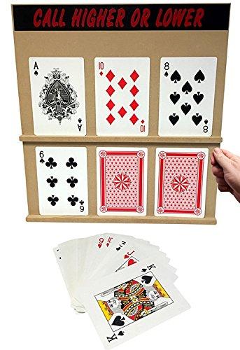 Juego de cartas gigantes - 61cm: Amazon.es: Juguetes y juegos