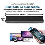 VANZEV Sound Bars for TV Bluetooth Mini Home