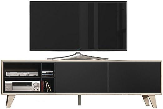 SERMAHOME- Mueble de Comedor y Salón Módulo TV Modelo Style. Color ...