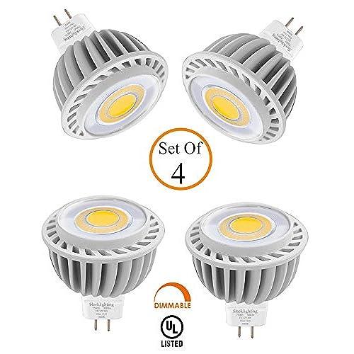 cheap SleekLighting MR16 LED 8 Watt 550 lm 12V dimmable Light