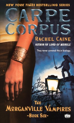 book cover of Carpe Corpus