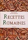 Recettes Romaines (100 recettes de la cuisine romaine antique) par Husson