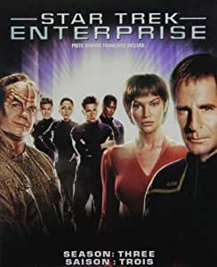 Star Trek: Enterprise - The Complete Third Season [Blu-ray] (Bilingual)