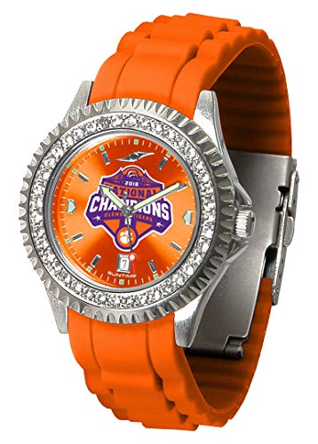 Clemson Tigers National Championship - Sparkle Watch