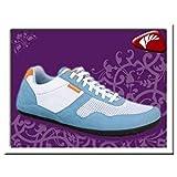 Feelmax Osma Women's Shoe (Blue/White) (Euro Size 35)