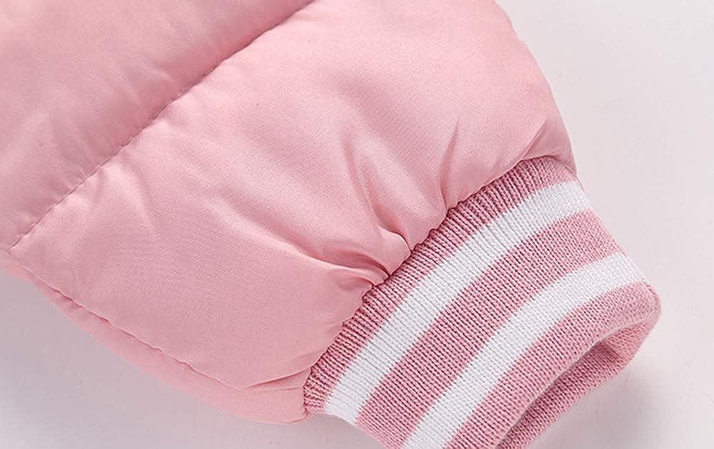 Onefa Baby Outwear Long Trousers Girls Boys Kid Fashion Solid Winter Warm Knee Pants