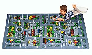 Kids Rugs Learning Recreational Playtime Classroom Rug by Mybecca