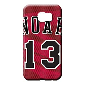 samsung galaxy s6 Sanp On Plastic Scratch-proof Protection Cases Covers phone carrying shells player jerseys