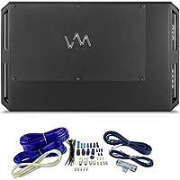 VM Audio ECD2500.1 Encore 2500W 1 Ohm Class D Amp Digital Amplifier + Wiring Kit