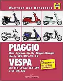 Piaggio / Vespa: Phil Mather: 9783768852449: Amazon.com: Books