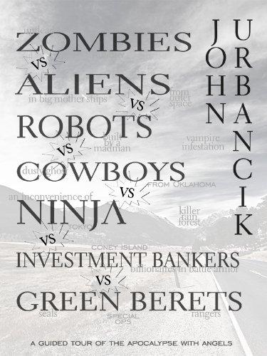 Zombies vs. Aliens vs. Robots vs. Cowboys vs. Ninja vs. Investment Bankers vs. Green Berets (Cowboy Robot)
