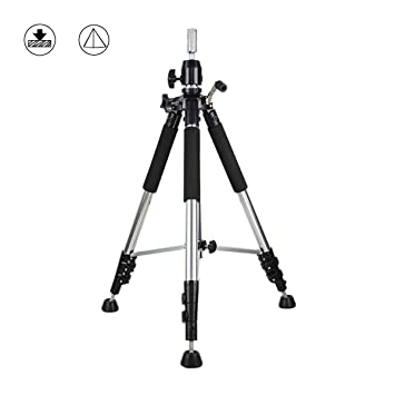 Tools & Accessories Aluminium Alloy Training Head Tripod Good Quality Dummy Clamp Dolls Head Stand Wig Head Mannequin Head Holder