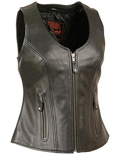 うがい薬マーガレットミッチェルクリスマスMilwaukee Leather SHIRT レディース